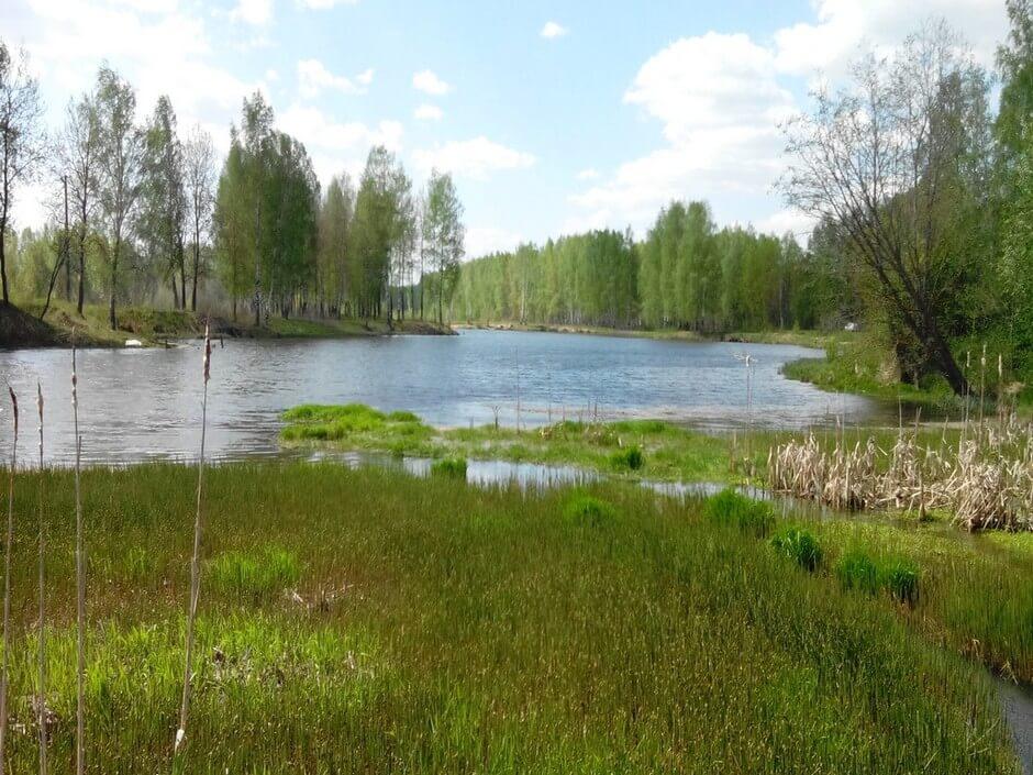 Посёлок Озёрный