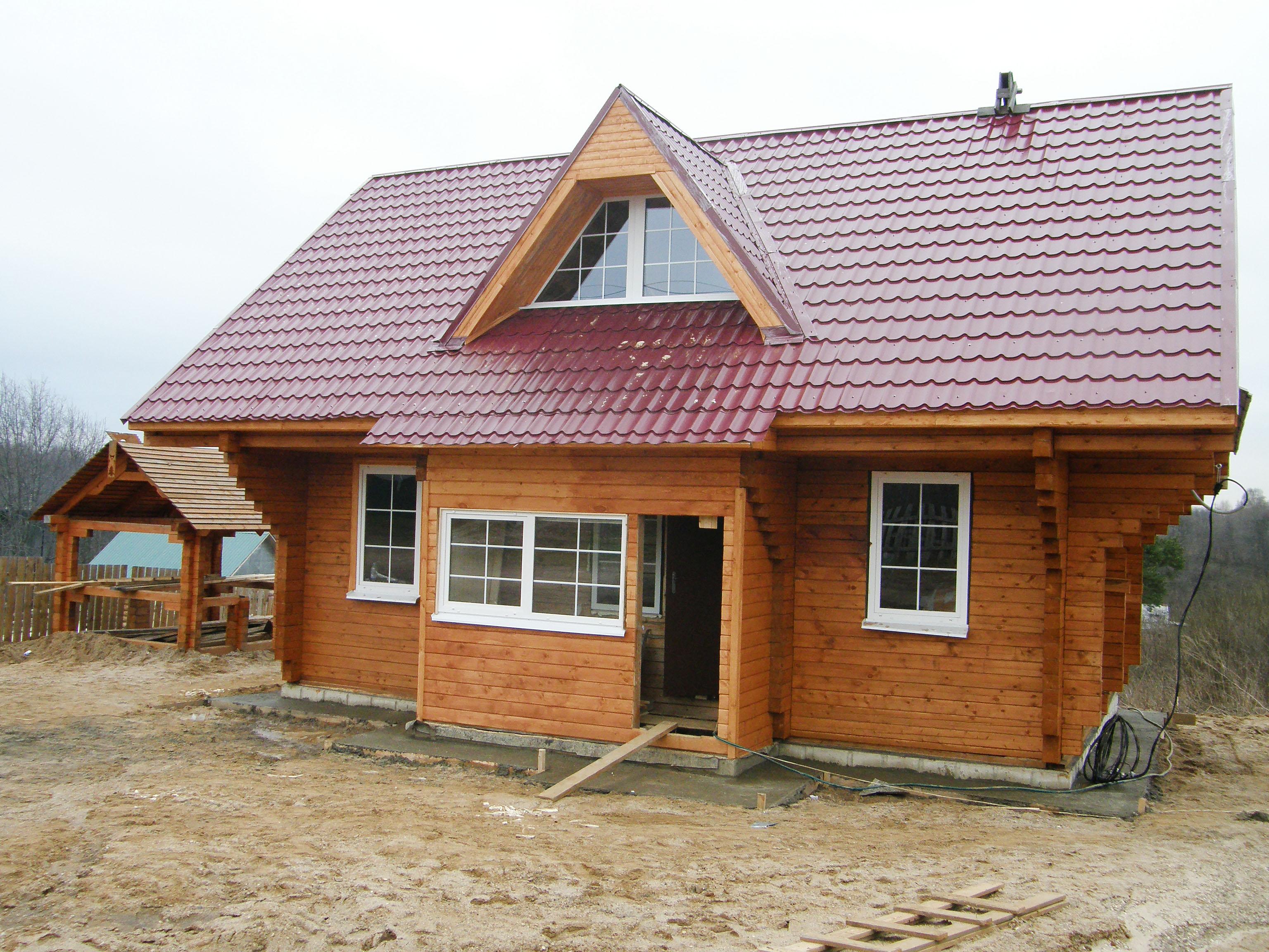 OLYMPUS DIGITAL CAMERA - Дом в поселке Апраксино - nashi-raboty