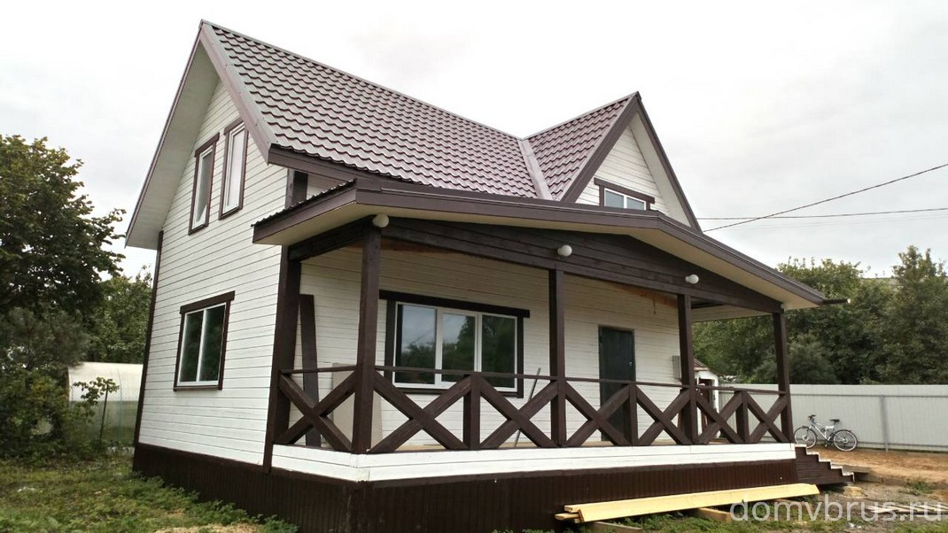Дом в Сафоново - Дом в Сафоново - nashi-raboty