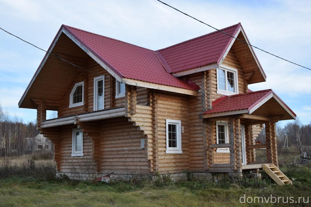 Дом в д. Самсонка - Дом в д. Самсонка - nashi-raboty