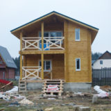 Дом в Наро-Фоминске - Дом в Наро-Фоминске - nashi-raboty