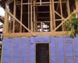 Каркасный дом в д. Чернцы Ивановской области - Каркасный дом в д. Чернцы Ивановской области - nashi-raboty